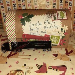 Santa's Workshop Mailbox